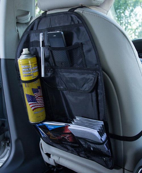 خرید پستی  کیف لوازم پشت صندلی ماشین بزرگ