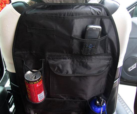 CAR SEAT ORGANIZER 6 کیف نگهدارنده لوازم پشت صندلی خودرو