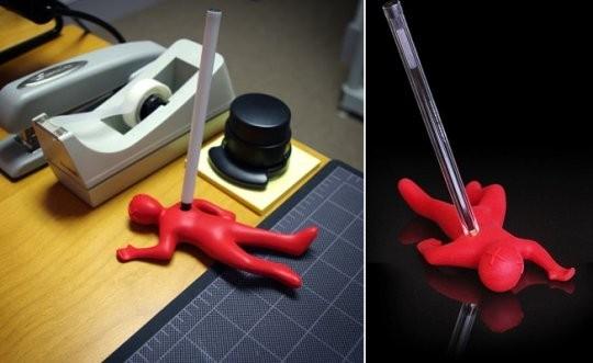 نگهدارنده قلم سیلیکونی