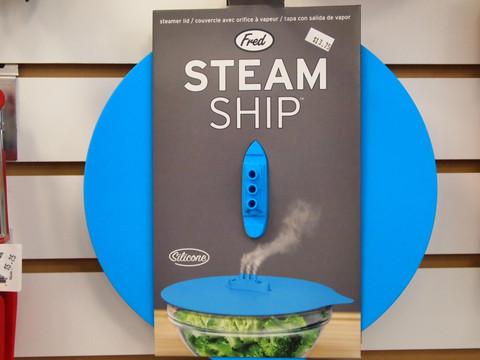 درپوش سیلیکونی بخار طرح کشتی