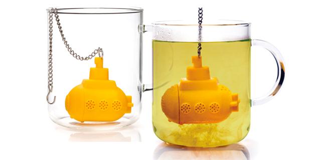 خرید چای ساز فانتزی شخصی طرح زیردریایی