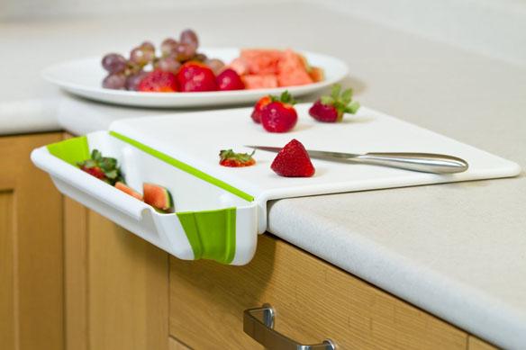 تخته خردکن دوتکه آشپزخانه شیک و کاربردی