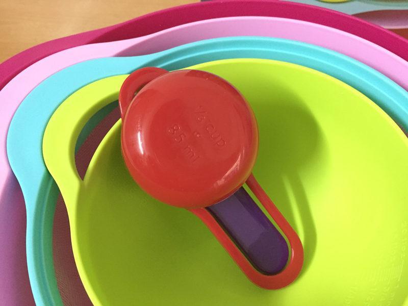 ظروف هشت پارچه شیرینی پزی