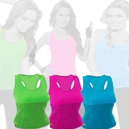 تاپ لاغری فیتنس هات شیپر رنگی زنانه