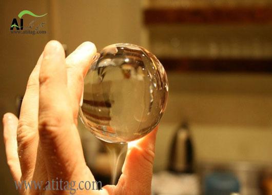 خرید پستی  قالب یخ Ice ball