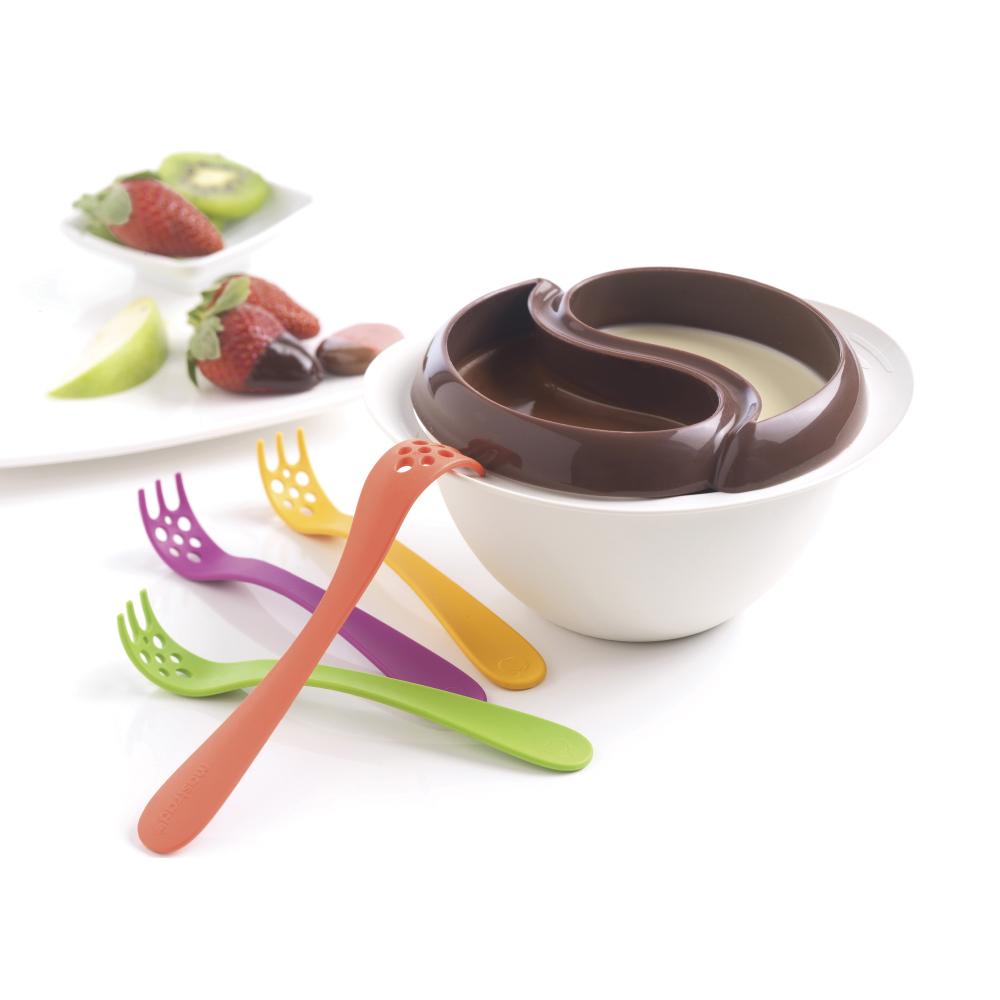 ظرف آب کردن شکلات