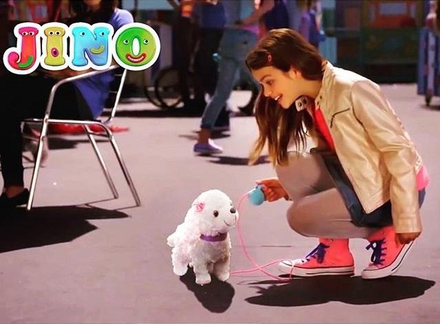 خرید پستی سگ رباتیک جینو jino