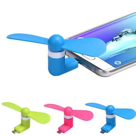 خرید پستی  فن موبایل