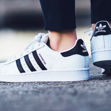 کفش Adidas مدل سوپراستار زنانه و مردانه