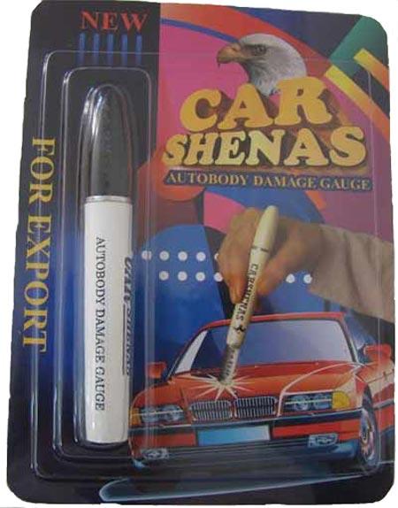 قلم تشخیص رنگ شدگی