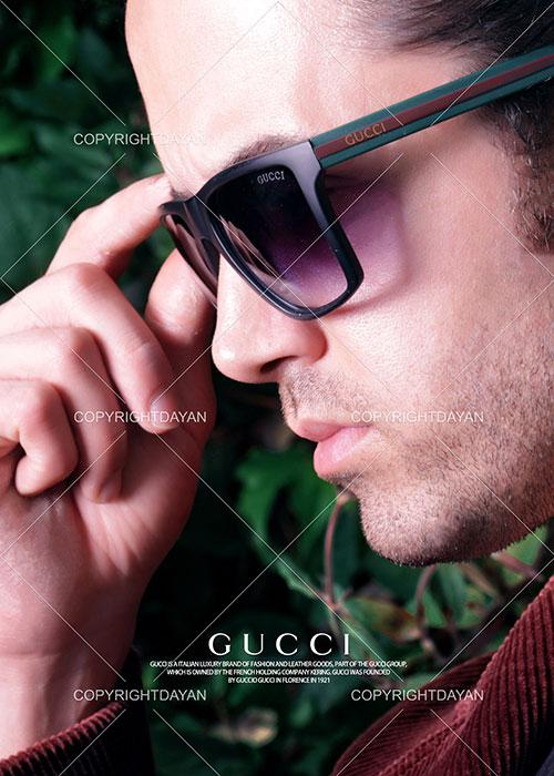عینک 0087 Gucci