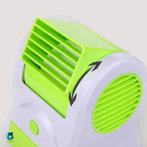mini fan air conditioner 4 مینی کولر رومیزی USB
