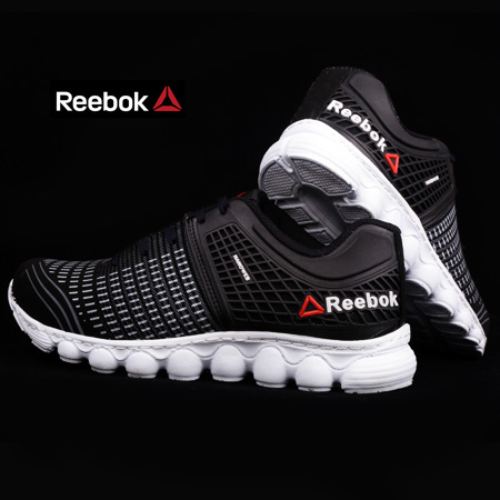 2237 1463321322 کفش اسپورت ریبوک مدل بلک مشکی Zquick black