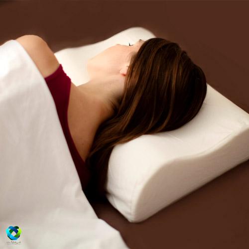 بالش ضد خروپف مموری پیلوو Memory Pillow