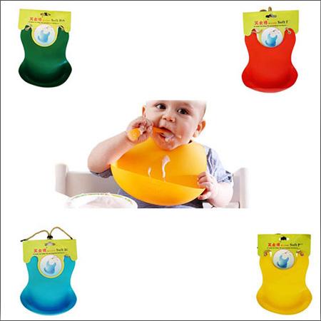 پیشبند سیلیکونی کودک