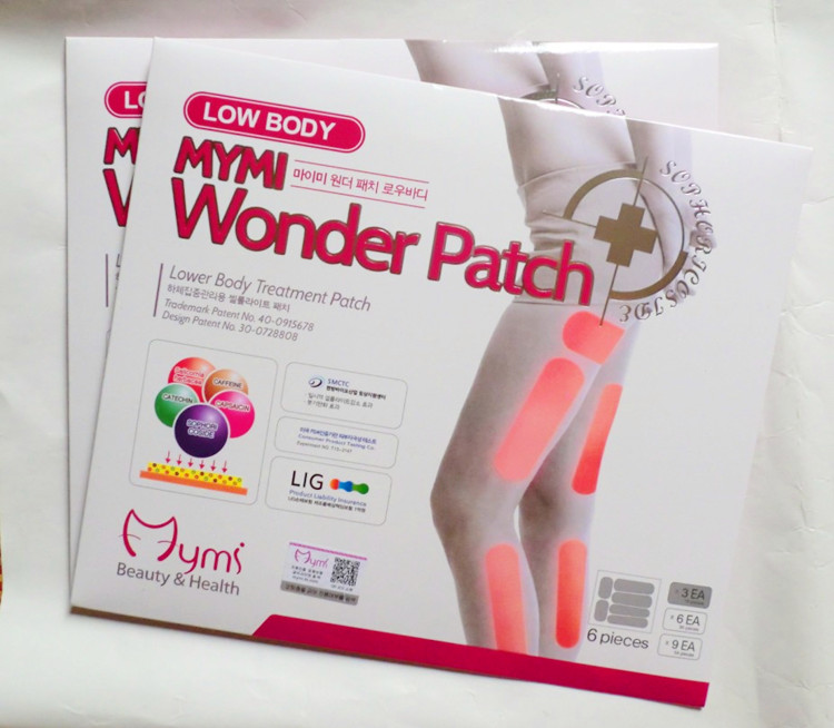 چسب لاغری ران و ساق پا Wonder Patch