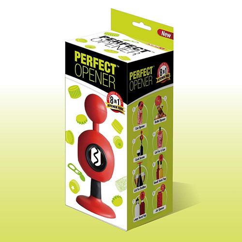 خرید پستی  در باز کن 8 کاره Perfect Opener