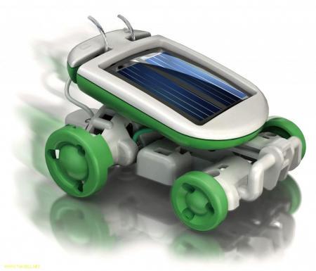 اسباب بازی روبات خورشیدی