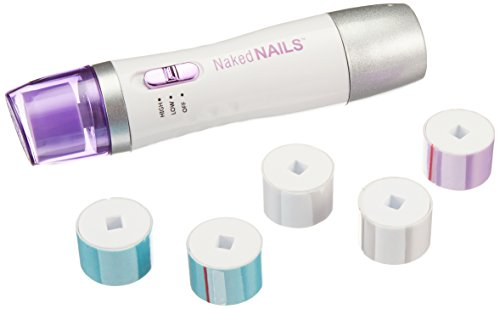 پولیش ناخن Naked Nails