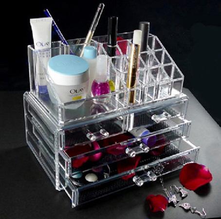 عکس محصول باکس لوازم آرایش Cosmetics box