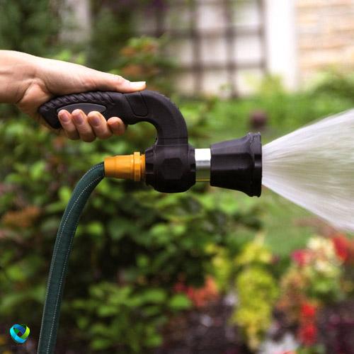 آب پاش فشار قوی برای شستن اتومبیل، حیاط ، پنجره ها و...