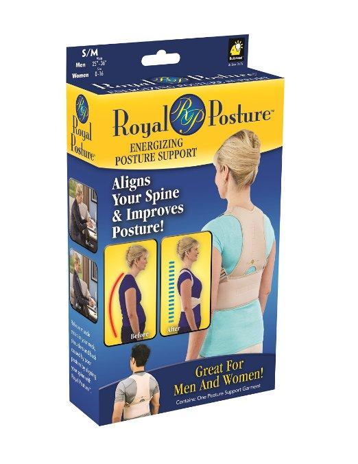 خرید پستی رفع قوز شانه Royal Posture اصل رویال پاستور