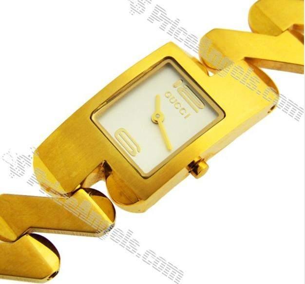 ساعت فشن طلایی Luxury  Gucci