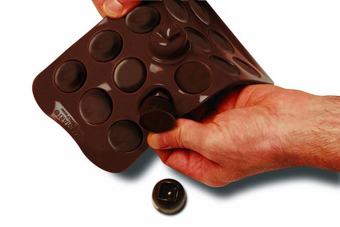 قالب شکلات و شیرینی سیلیکونی