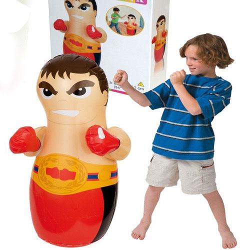 خرید پستی  کیسه بوکس بادی کودک