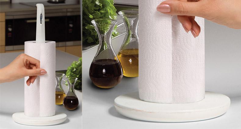 پایه رولی دستمال