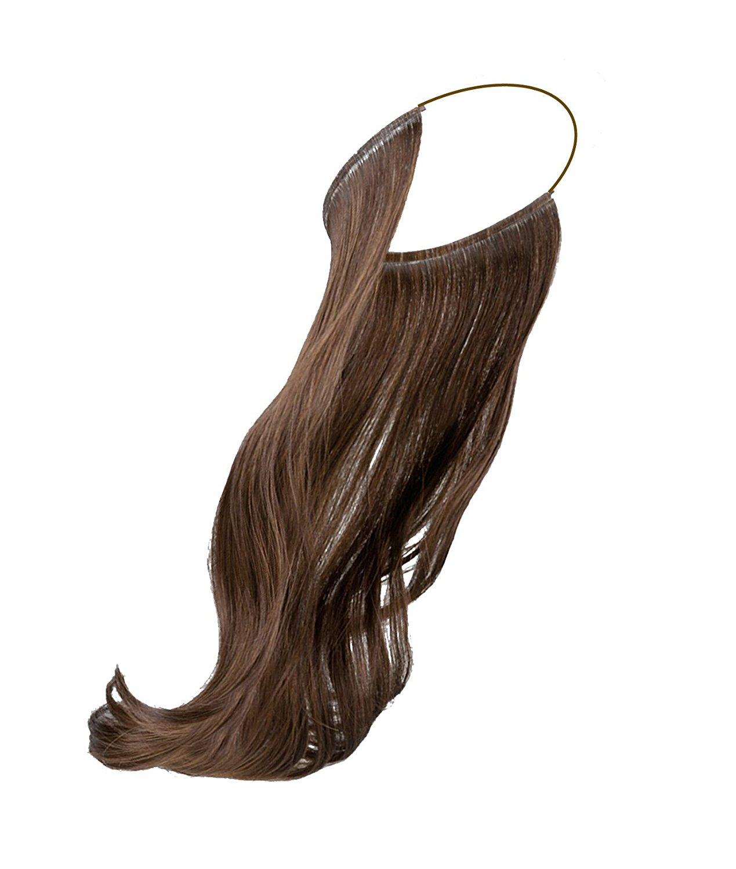 خرید موی مصنوعی زنانه با تل سکرت اکستنشن