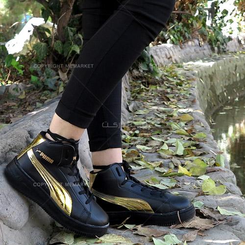 کفش ساق دار دخترانه پوما مدل ریحانا Puma Rihanna