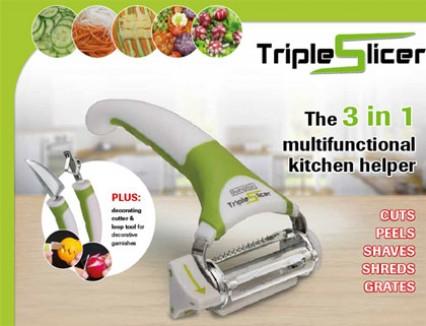 Triple Slicer