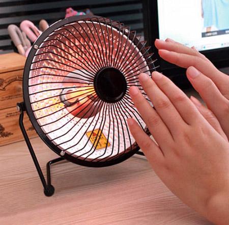 خرید پستی  هیتر برقی مدل پنکه Wanjun