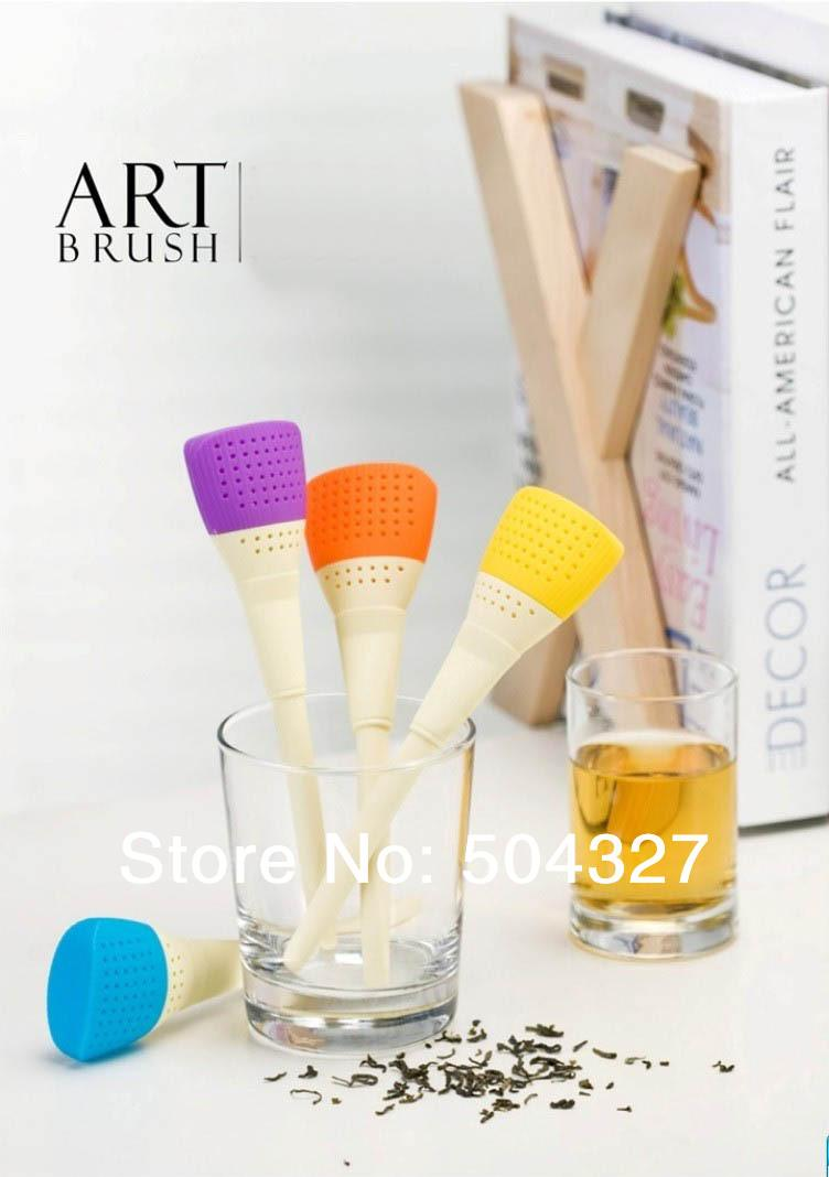 چای ساز قلم مویی Art Brush