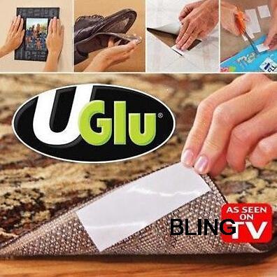 خرید پستی  چسب دو طرفه جادویی 2عددی UGLU