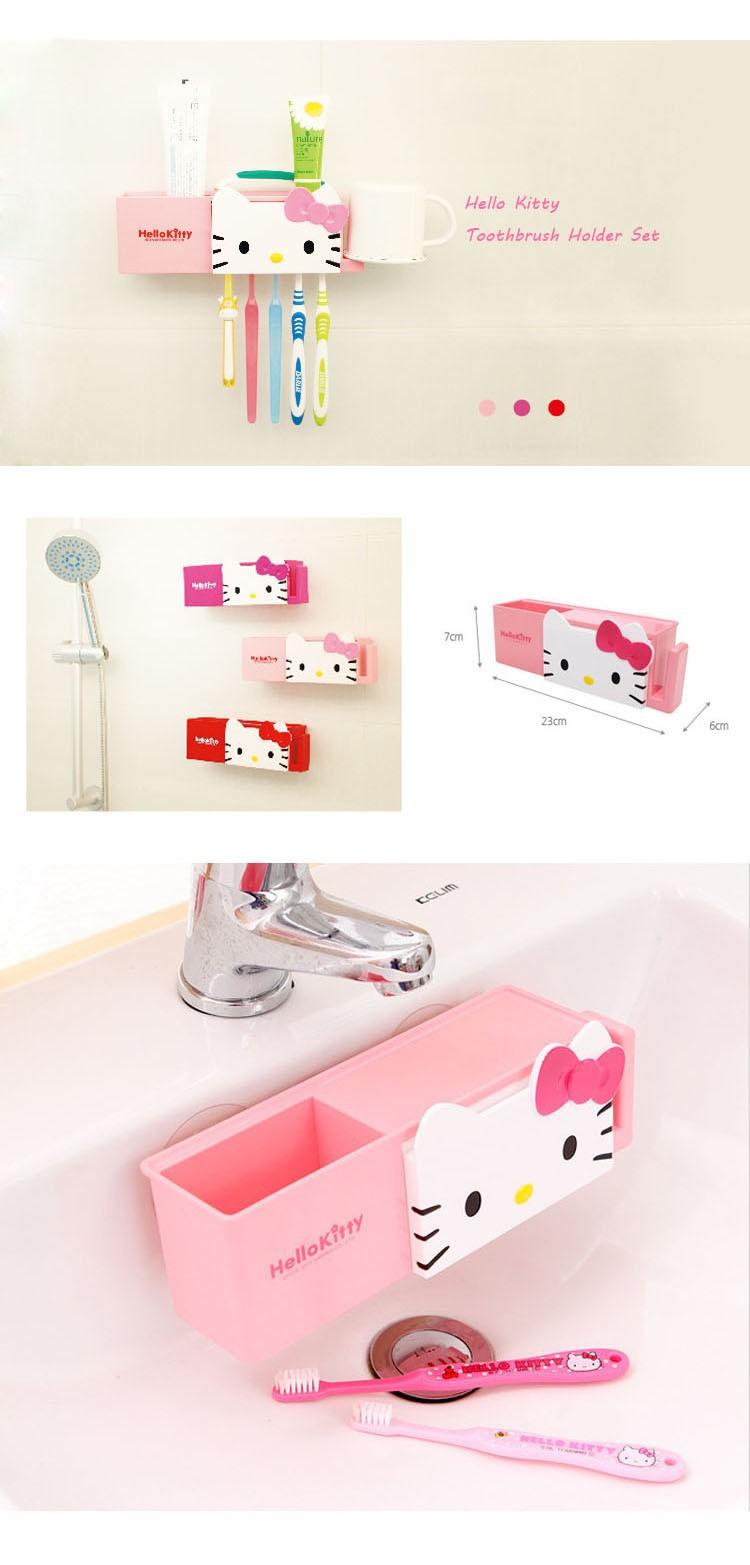 جا مسواکی چند منظوره Hello Kitty