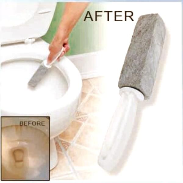 جرم گیر توالت سنگ پایی pumice