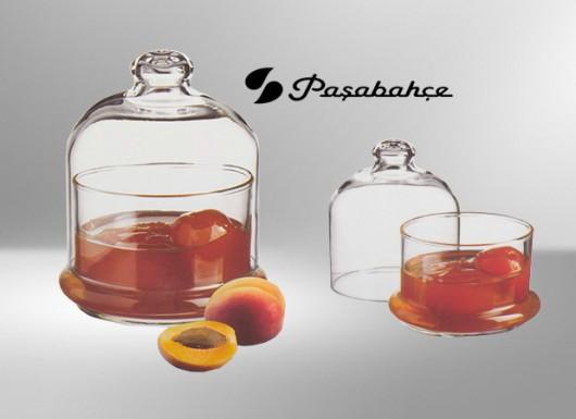 خرید پستی  شکلات خوری شیشه ای Pasabahce