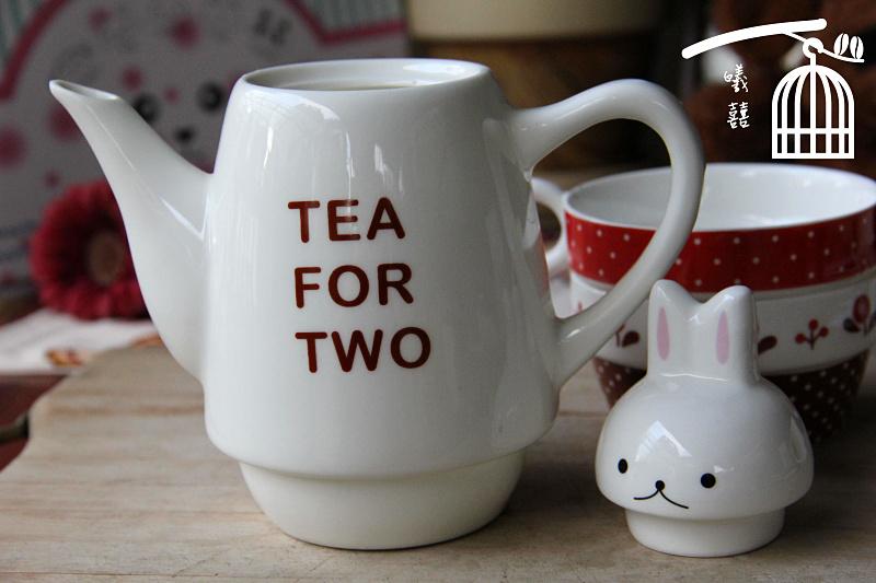 خرید پستی  ست چای خوری خرگوش دو نفره