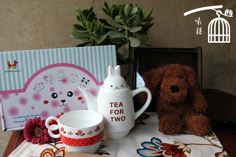 ست چای خوری خرگوش دو نفره