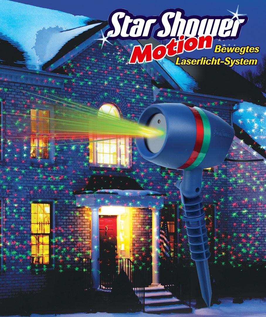 سیستم نور پردازی ستاره ای با سیستم نور لیزر