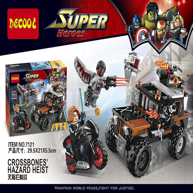 خرید لگو سری Marvel Super Heroes مگا تویز تبلیغ ماهواره