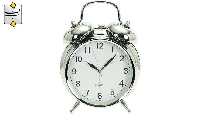خرید پستی  ساعت شماطه ای