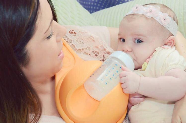 استند شیشه شیر نوزاد