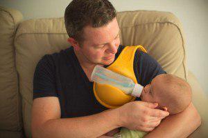 خرید پستی  نگهدارنده شيشه شير نوزاد