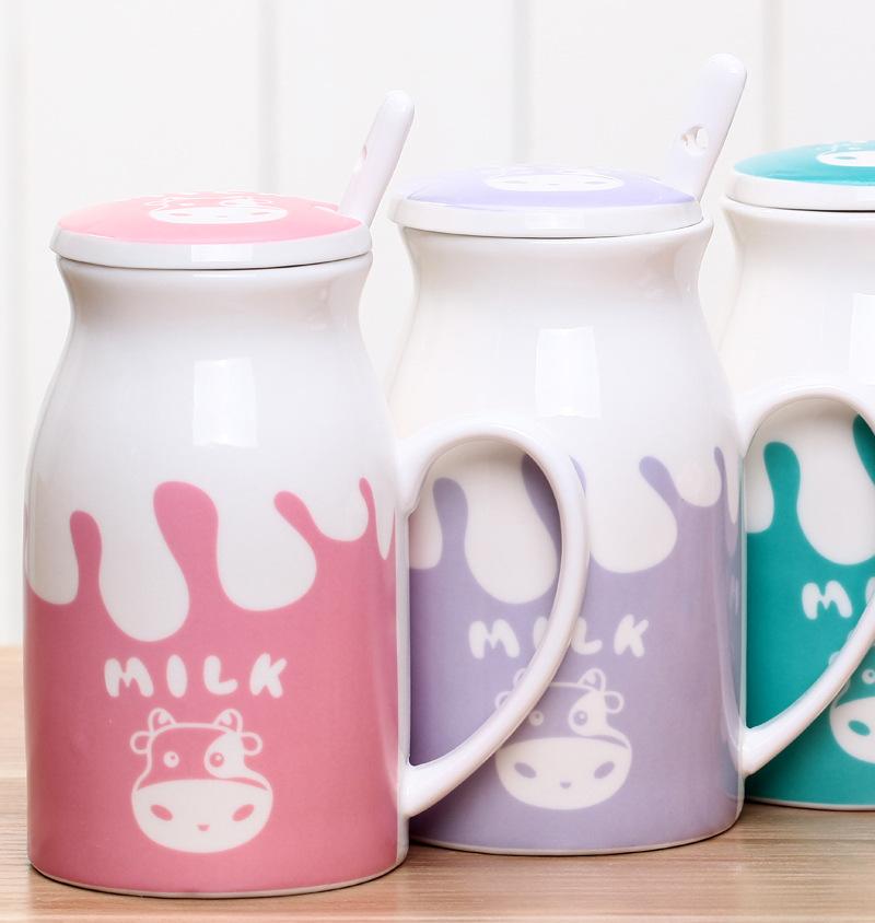 ماگ شیر سرامیکی