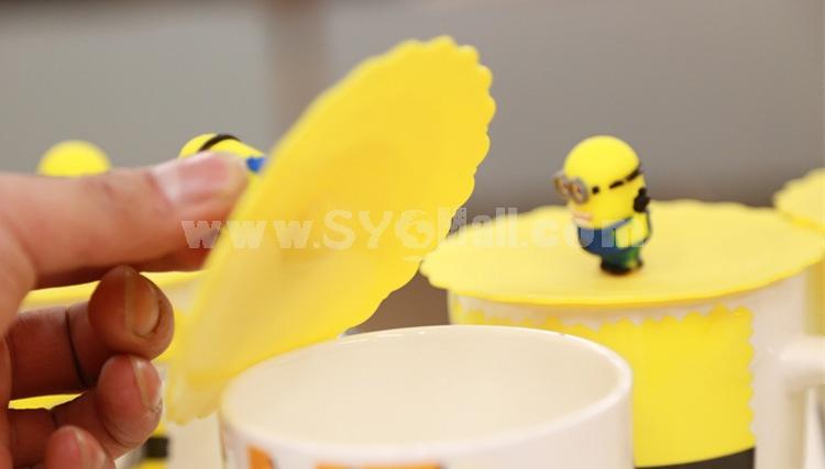 خرید پستی  ماگ طرح مینیون در دار سرامیکی
