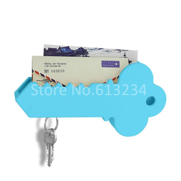 خرید پستی  جا کلیدی مغناطیسی دیواری طرح کلید