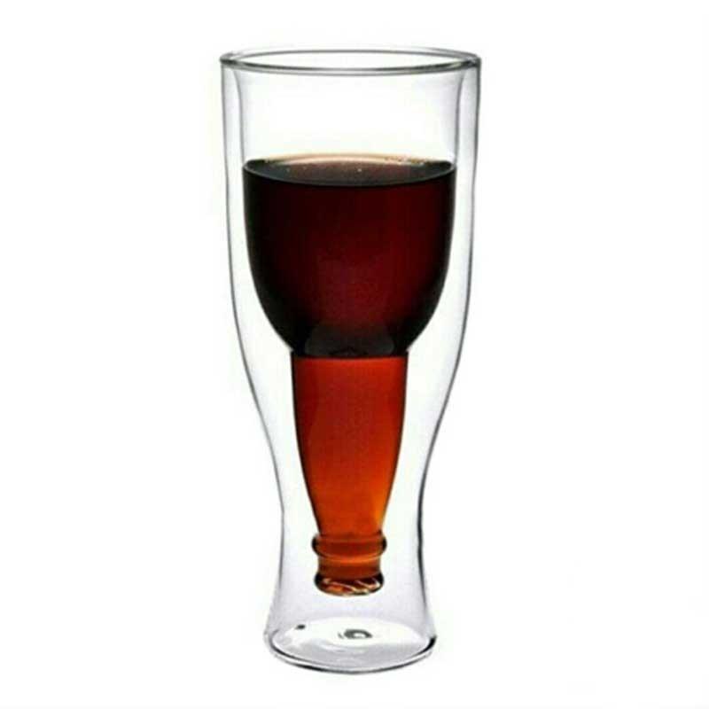 لیوان بطری نوشابه